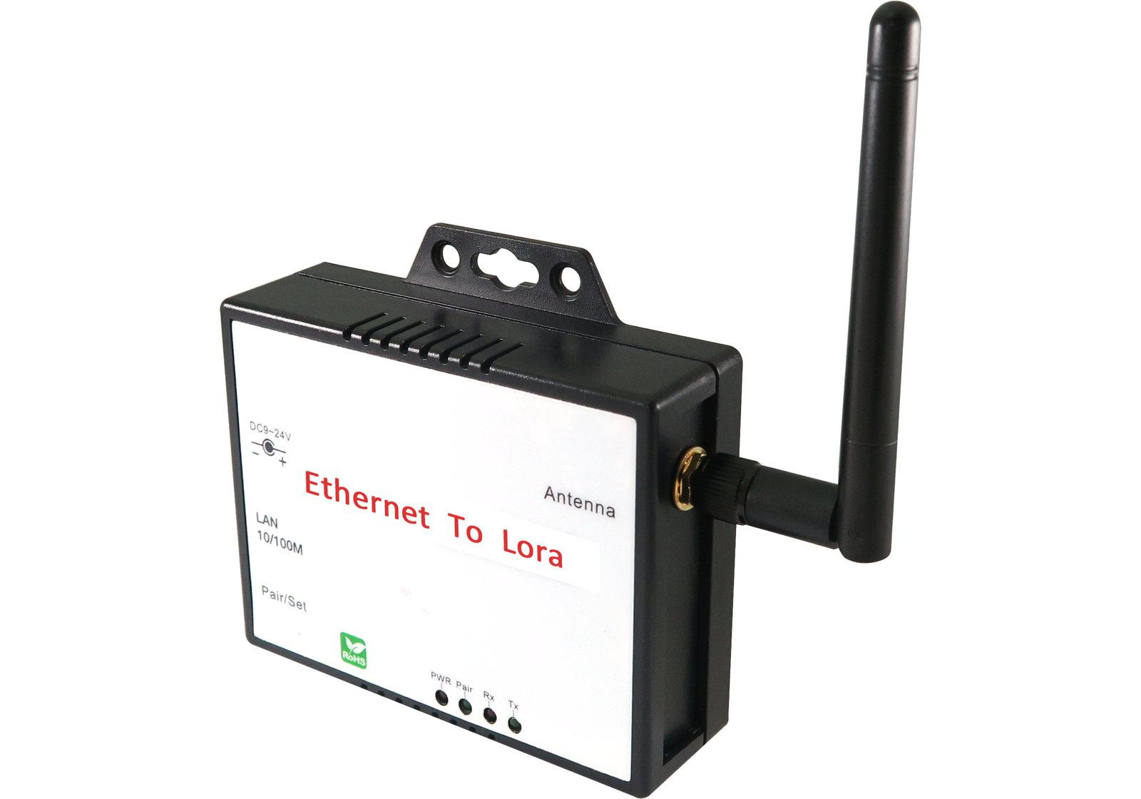 LR200EM – Modbus TCP to RTU over LoRa – Atac Technology Co