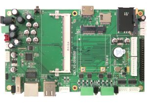 PC630CM3EB – Raspberry Pi CM3 IoT Linux Programmable Extension Board
