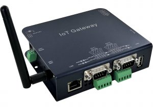 PC830P – Linux OpenWRT Programmable Gateway with 2 Serial ports WiFi Ethernet