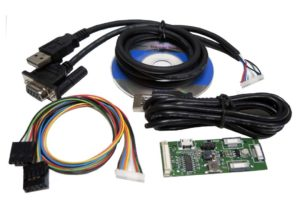 Development Demo Kit for Barcode Scan Engine <br>BS100