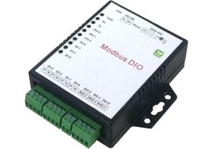 DM43 – Modbus RTU Digital I/O over RS485/USB