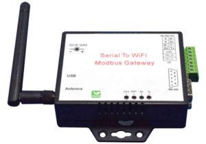 EM130WB – WiFi Modbus Gateway