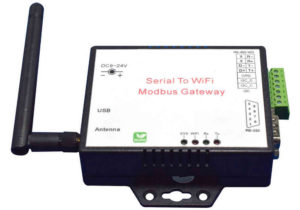 WiFi Modbus Gateway <br>EM130WB