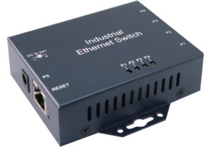 Industrial Unmanaged Ethernet Switch <br>ES500