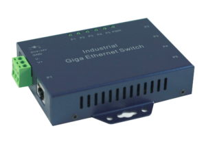 Industrial Unmanaged GbE Switch <br>GES500