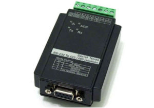 IC485AD – Serial Node RS232 to RS422/485 + Addressable
