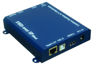 IE1080 – 1080P High Definition Video Extender over IP