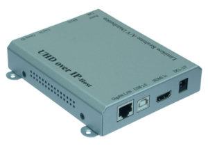 4K High Definition Video Extender over IP <br>IE4000