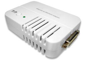 PC Video to DVI/VGA Monitor over Ethernet <br>PC2DVNET