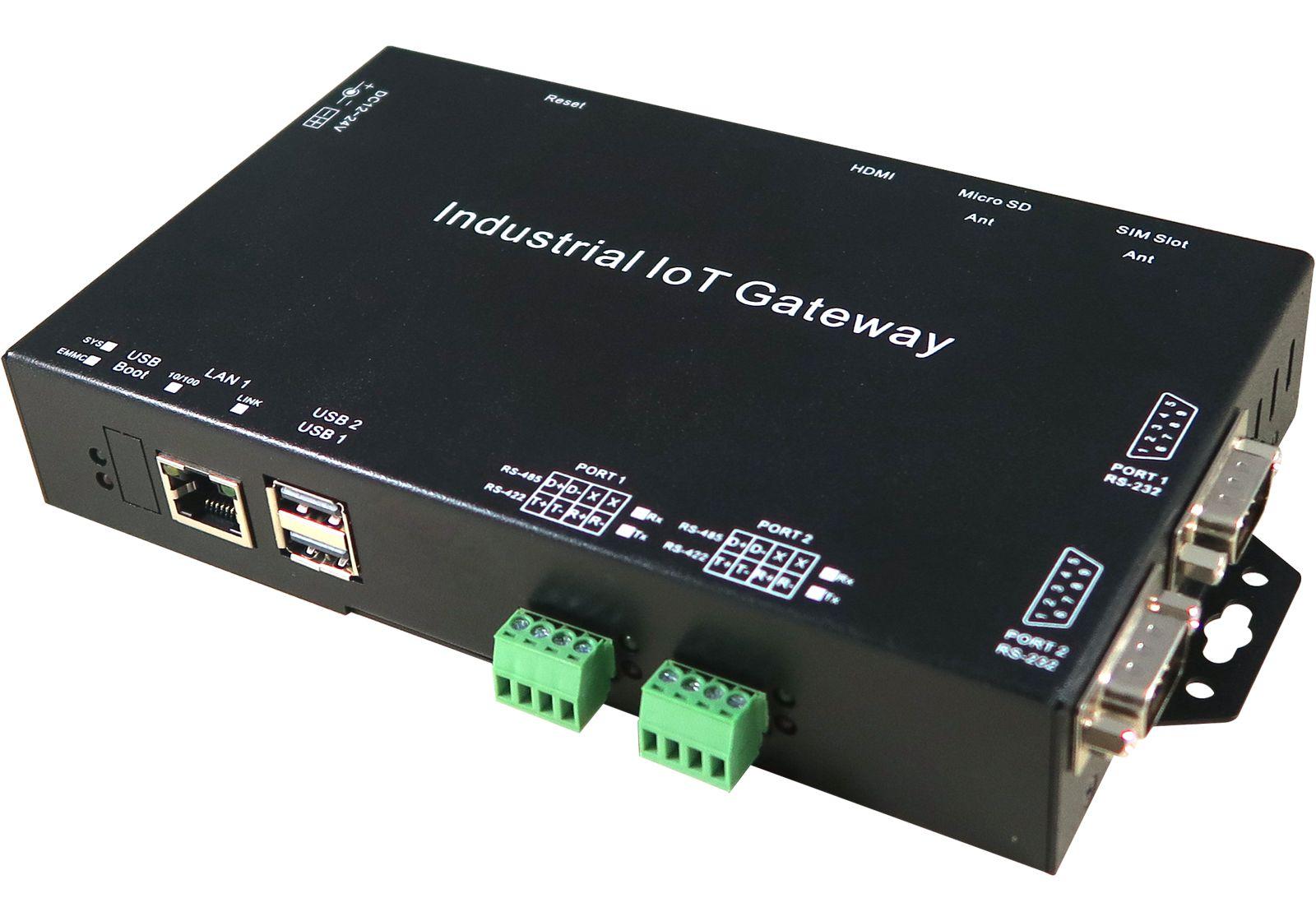 PC630CM3 – Raspberry Pi CM3 Linux OS Programmable Controller