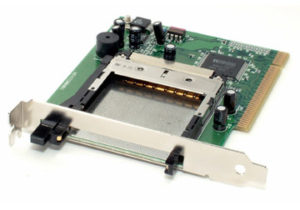 PC Card To PCI Adapter <br>PCA101CS