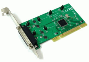 2-Port RS422/485 PCI with Surge & Isolation <br>PCI2200IS