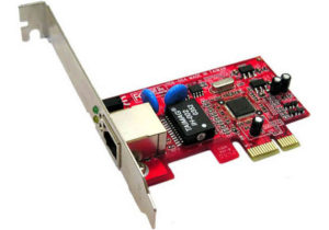 GigaNet 1000BASE-T Ethernet PCI-e <br>PE106NT