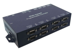 PM738 – 8 Serial Ports Modbus Gateway