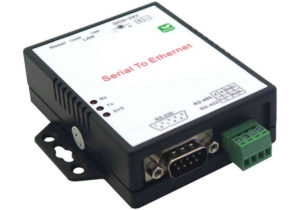 SE530 – 2 Serial Ports to Ethernet Device Server