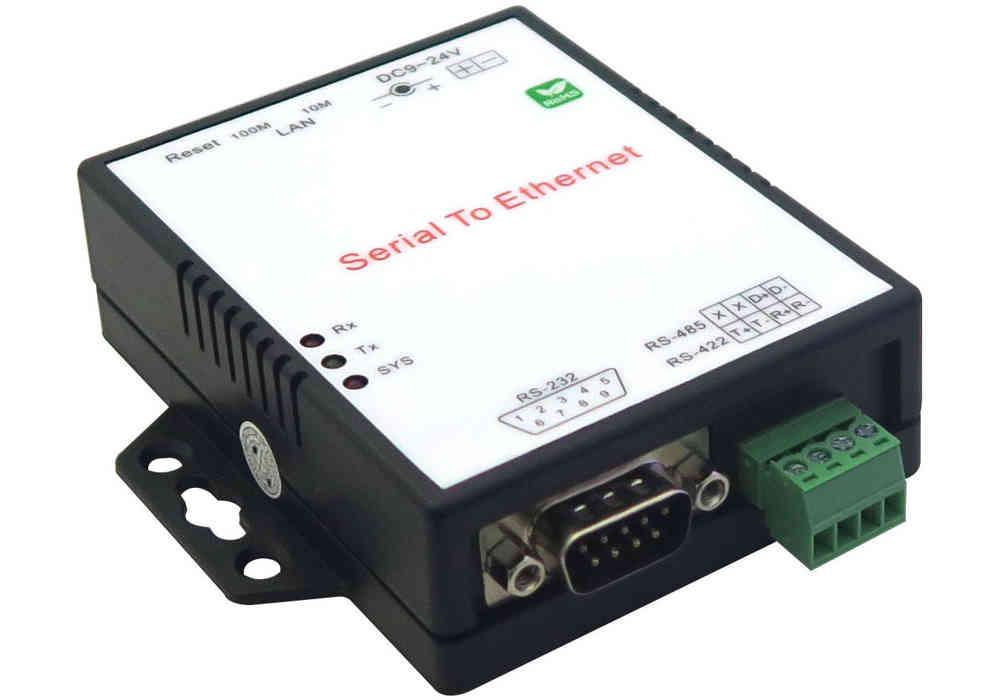 2-Port Serial Device Server <br>SE530