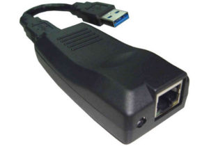 USB3.0 to Gigabit LAN Adapter <br>UN102