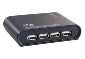 USB2.0 Gigabit Network Server <br>UN3684