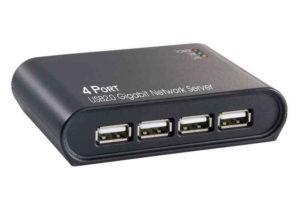 USB2.0 Gigabit Network Server <br>UN3684