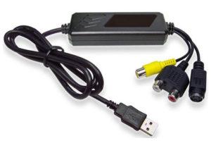 USB2.0 Video Audio Grabber <br>VD288